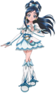 Pretty Cure Max Heart Cure White pose5