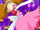 Powerpuff Girls Z Himeko in her transformation (dress)