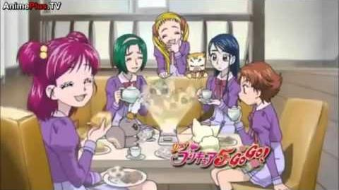 Yes! Pretty Cure 5 GoGo! - Episode 36