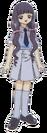 Card Captor Sakura Tomoyo pose4