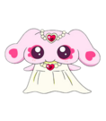Pretty Cure Max Heart Movie1 Mipple pose
