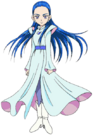 Pretty Cure Splash Star Kaoru Cure Windy pose