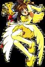 Card Captor Sakura Sakura pose