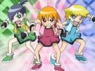 Powerpuff Girls Z Rowdyruff Boys as the Poerpuff Girls Z