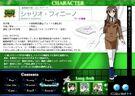Magical Girl Lyrical Nanoha StrikerS Shario profile