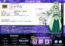 Magical Girl Lyrical Nanoha StrikerS Shamal profile2