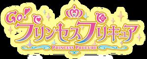 Go! Princess Pretty Cure logo