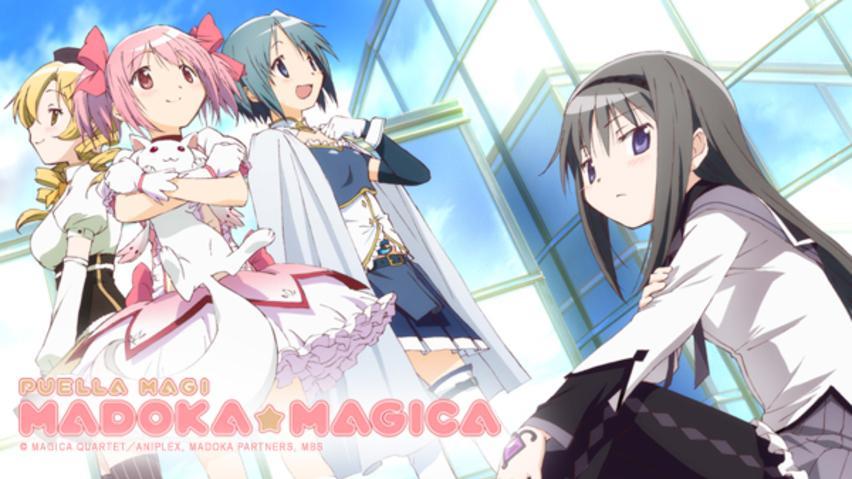 Puella Magi Madoka Magica - Episode 01