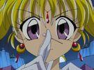 Kamikaze Kaitou Jeanne Kaitou Jeanne with her pin7