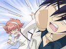 Prétear Himeno and Hayate2