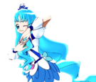 Pretty Cure All Stars DX3 Cure Marine 3D pose