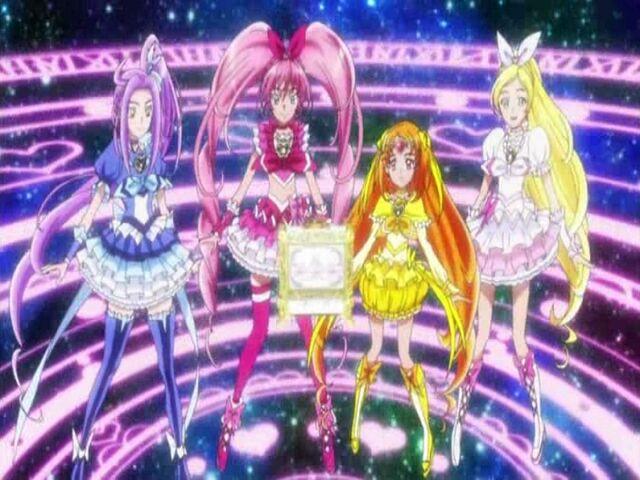 File:Suite Pretty Cure Suite Cures in the Suite Session Ensemble Crescendo attack.jpg
