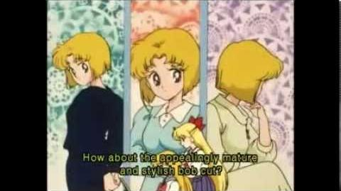 Sailor Moon - Episode 36