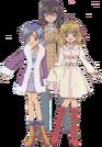 Luchia, Hanon and Rina02