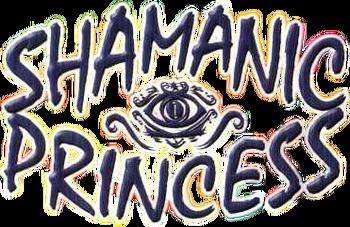Shamanic Princess logo