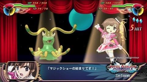 PS3・PSVita「超ヒロイン戦記」第2弾 戦うヒロイン超集結!PV