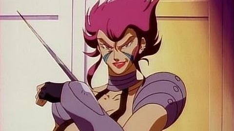 Shin Cutie Honey - Episode 08