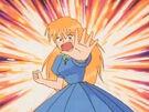 Akazukin Chacha Dorothy using her magic5