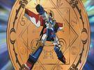 Moetan Magical Magic 5 transformation pose