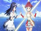 Vividred Operation Akane summoning Aoi's key