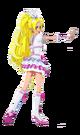 Pretty Cure All Stars DX3 Cure Rhythm 3D pose2