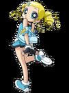 Powerpuff Girls Z Bubbles pp pose