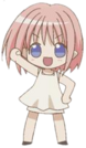 Binzume Yousei Kururu pose