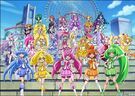Precure All Stars New Stage the Movie Group Transformation