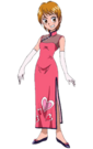 Pretty Cure Max Heart Movie1 Nagisa pose2