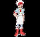 Kirakira Precure Ala Mode Akira form Patisserie Pose