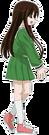 Fight Ippatsu! Juuden-chan! Hakone pose2