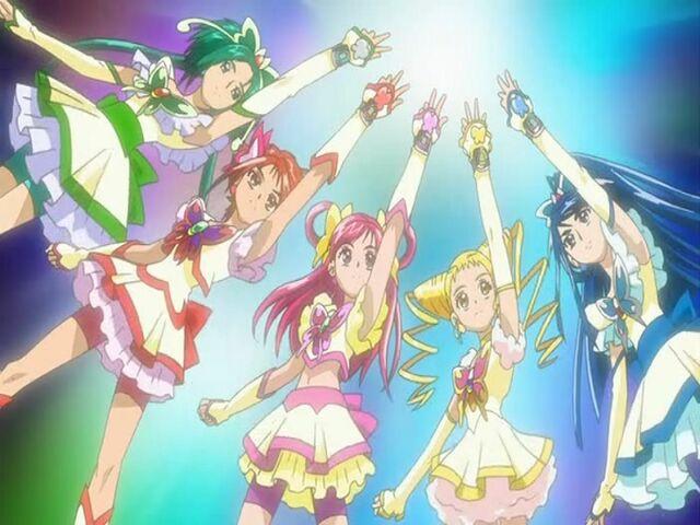 File:Yes! Pretty Cure 5 Group speech.jpg
