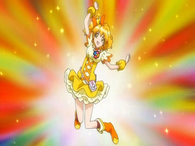 File:Fresh Pretty Cure! Cure Pine introduction.jpg