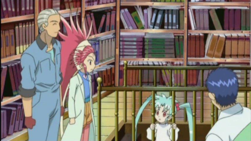 Sasami Mahou Shoujo Club - Episode 19