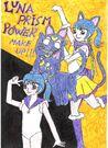 S m live luna prism power