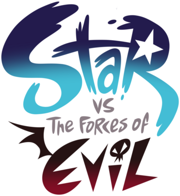 Star vs. the Forces of Evil logo