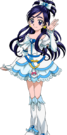 Pretty Cure Max Heart Cure White pose3