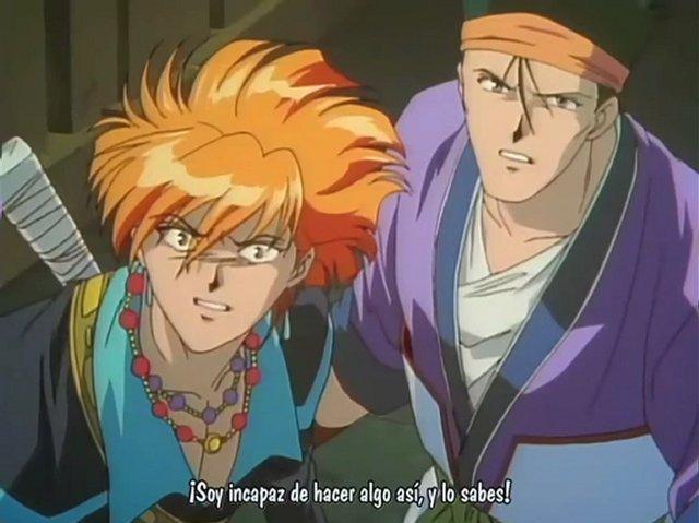 Fushigi Yuugi - Episode 44
