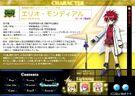 Magical Girl Lyrical Nanoha StrikerS Erio profile2