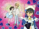 Full Moon wo Sagashite Mitsuki, Takuto and Eichi