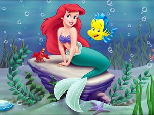 Little-mermaid-disney
