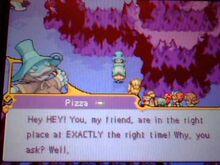 PizzaTalk