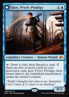 Jace, Vryn's Prodigy