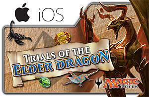 Ad Trails of the Elder Dragon iOs