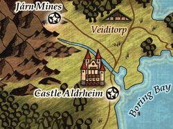 Aldrheim map