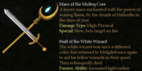 Staff of the White Wizard