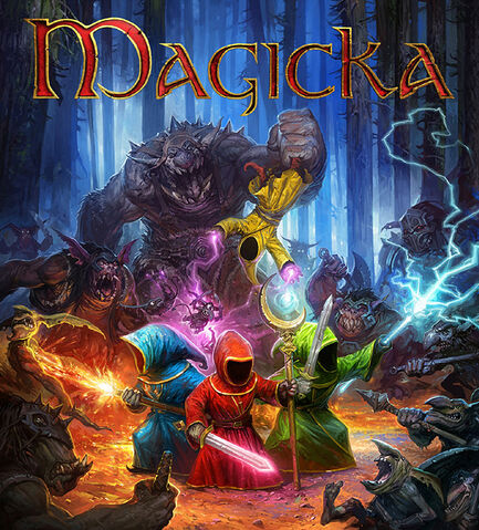 Файл:Magicka Cover Art.jpg