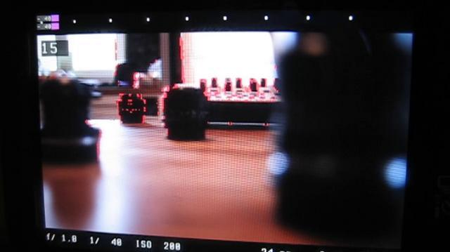 Magic Lantern Focus Assist Feature on 550D