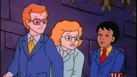 The Magic School Bus S02E04 Going Batty Bats