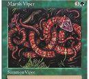 Vipera degli Acquitrini (Marsh Viper)